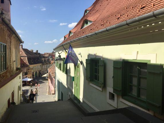 Transylvania Sibiu tour