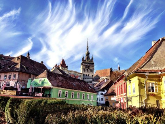 Sighisoara Day Trip from Sibiu