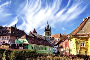 You will also learn more about the medieval city of Sighisoara