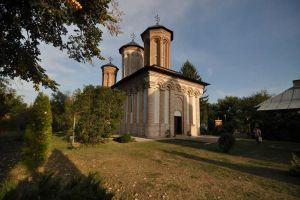 A 14th century attraction on an island - Snagov Monastery