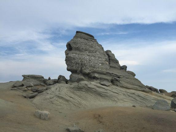 Hiking tour Sphinx