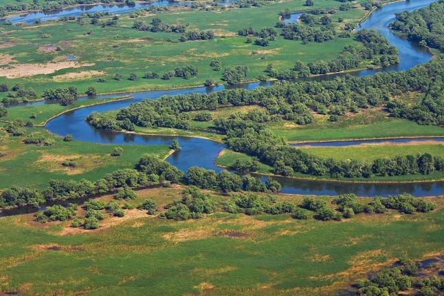 Bucharest to Danube Delta tour