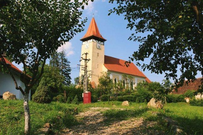 Cisnadioara (Michelsberg)