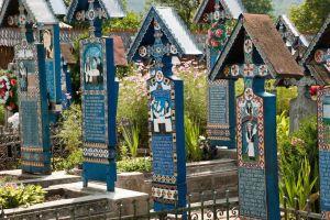 Merry Cemetery of Sapanta