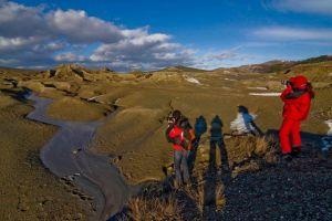 The Muddy Volcanoes