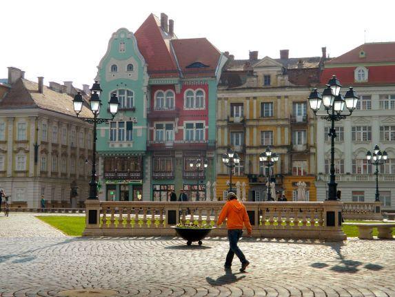 Timisoara walking tour