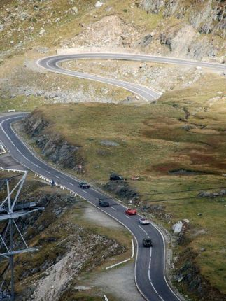 Transfagarasan best road in the world