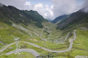Transfagarasan road trip from Sibiu