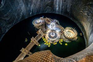 Turda Salt Mine Tour Cluj-Napoca