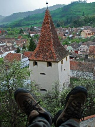 Fortified Villages tour from Sibiu