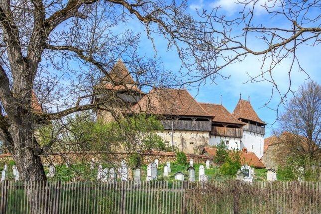 Transylvania villages tour